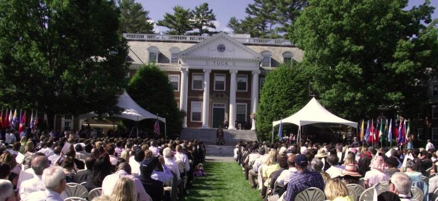 Graduación Tuck